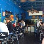 Inside Dog House Pub