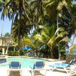 Beachfront Pools for adults and children
