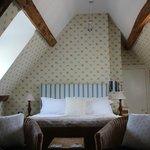 Lovely attic room!