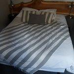 Vrij comfortabel bed