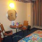 Standard Room (Sitting Area)