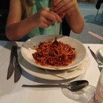 child's spaghetti Bol