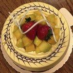Mango Creme Brulee