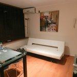 Apartment 62 -- Living Area
