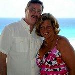 My husband Kevin and I enjoy every evening at Lagunamar.