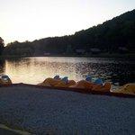 The Lake/ Paddleboats