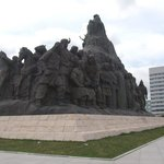 Genghis Khan's Horse Pile