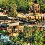 Xiamen Xinglinwan Fishing Park Foto