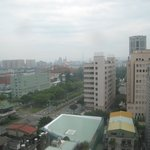 Unblocked view from Room, although it is at the central of Taipei, Can you see Taipei 101 Tower?