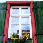 Beautiful window panes