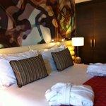 Queen deluxe room 503