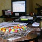 Desk Accoglienza Clienti