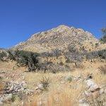 Coronado Cave trail