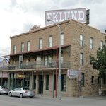 Worth a visit - The Eklund hotel