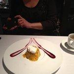 an unusual dessert!