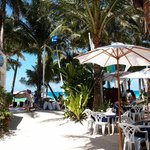 The Boracay Beach Resort front view
