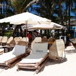 The Boracay Beach Resort beach