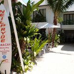 The Boracay Beach Resort day view