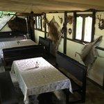 hunter's saloon