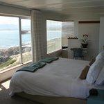 suite met uitzicht op de walvissen