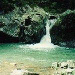 Agnaga Falls