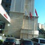 Movenpick Hotel, Istanbul