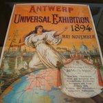 Expo universelle d'Anvers de 1894
