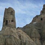 Fortress ruins, Bamiyan