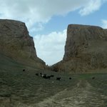 Alexander's Gate, near Band-e Amir National Park
