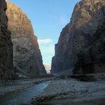 Pillars of Hercules, Bamiyan Province