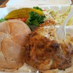 """G&M Crabcakes Baltimore, MD """"How Dry I Am"""""""