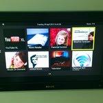 Angebot des Smart TV
