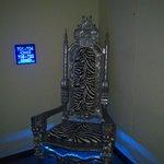Sessel, in der Lobby und im Flur
