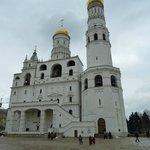 Le Clocher de la Tour d' Ivan le Grand