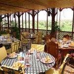 Restaurant Panoramique de Vignoble