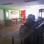 bar cafeteria