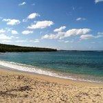 Very private beach!