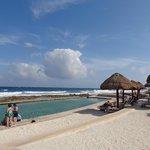 Las Rocas Salt water pool