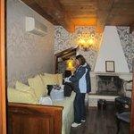 Room 505 - sitting room.