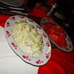 curcumba salat   / Gurkensalat