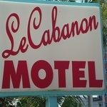 Le Cabanon Motel