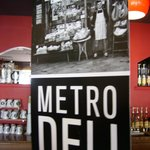 Only Metro Deli Brand Pure Meat Served