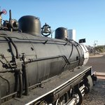Southern Pacific Steam locomotive