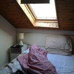 Woodwork rotting and skylight blind didnt shut