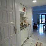ingresso e cucina