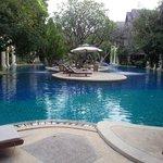 Centara Khum Phaya Resort & Spa -pool