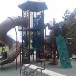 playground nice and quiet