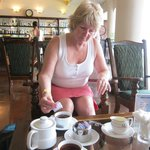 Tea again!