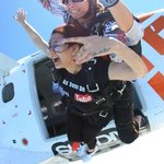 Jumping out of the plane- Chandni
