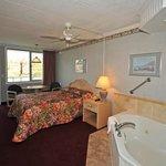 Ocean Front Jacuzzi Room